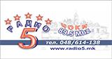 Radio 5 Coki Online Prilep