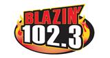Blazin' 102.3