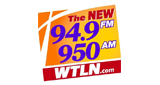 the new am 950 wtln