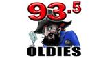 pirate radio 93.5 fm
