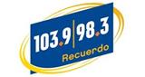 Recuerdo Radio Listen Online 103.9 FM / 98.3 FM