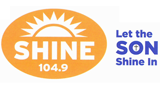 shine 104.9