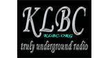 klbc – truly underground radio