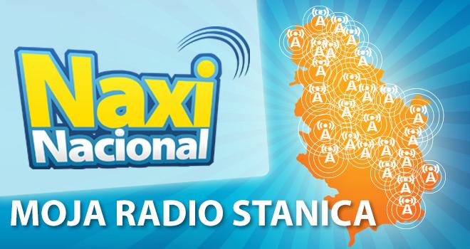 Naxi Radio - Beogradski Radio Broj 1 Radiostanica.com