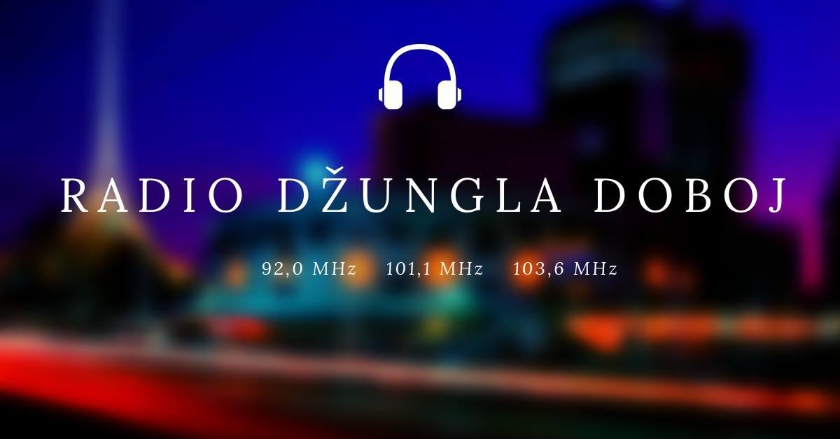 Radio Džungla Doboj Online