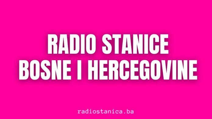 BIH RADIO UŽIVO Radio Prijedor
