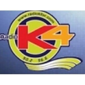 radio k4 online pristina