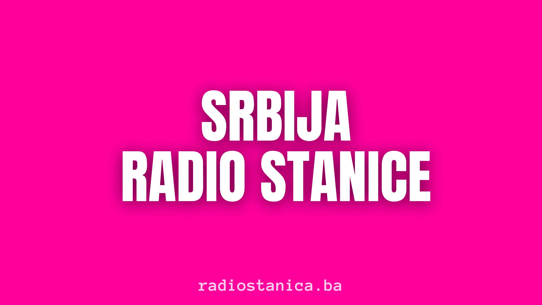 Srbija Uživo Radio Panini Radio Radio S2 Online Antena Radio Krusevac No Limit Radio Radio Ljubav Bum Bum Radio Uživo